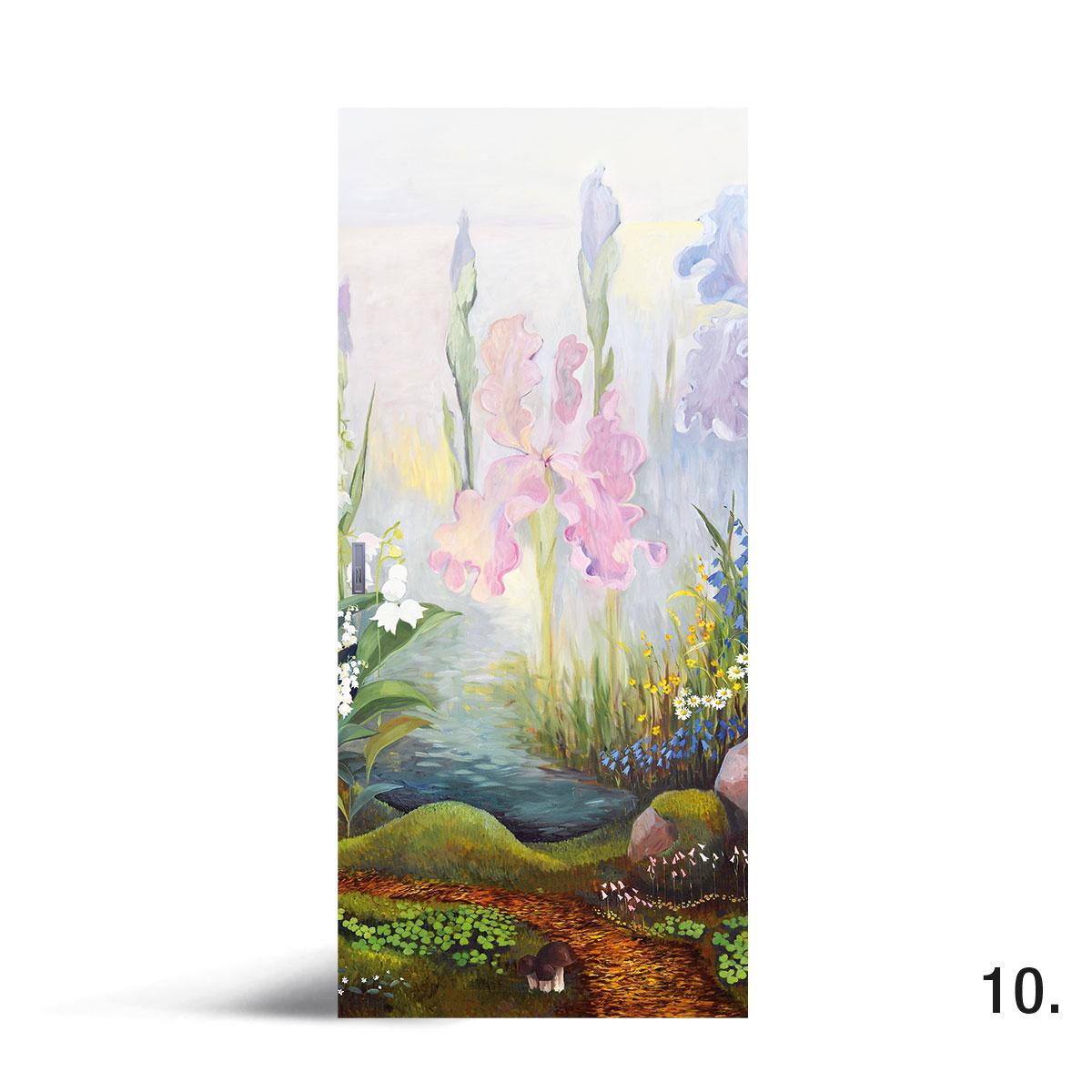 Liune Taide - D20 by Johanna Oras: Onnellisuuden polulla yksilehtinen