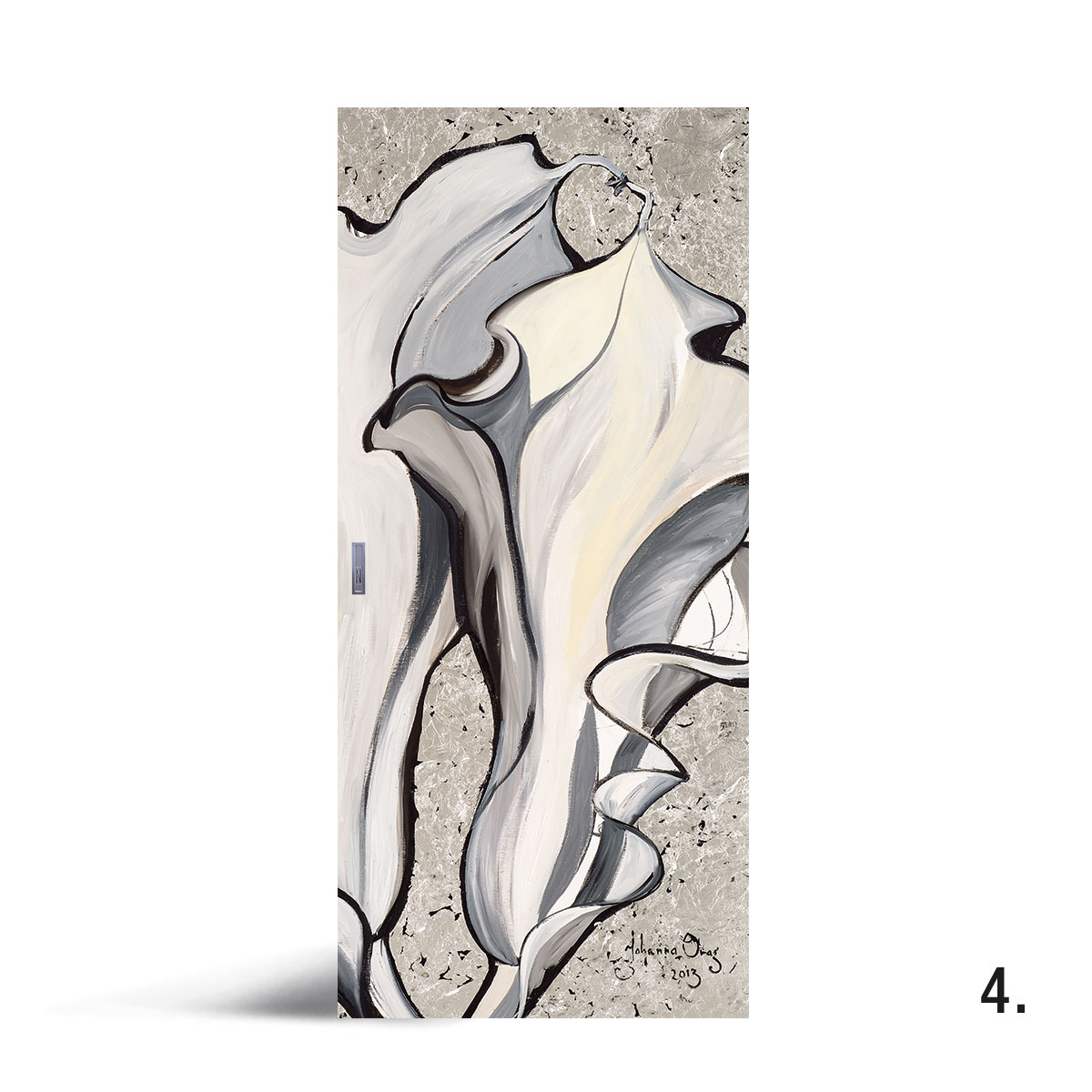 Liune Taide - D20 by Johanna Oras: Rakkauden pyörteissä
