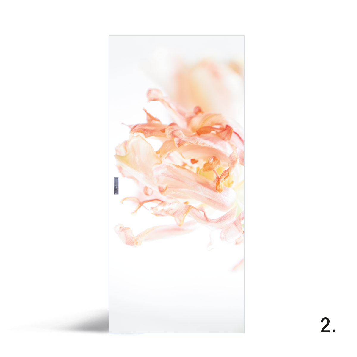 Liune Taide - D20 by Nina Kellokoski - Rauha I yksilehtinen