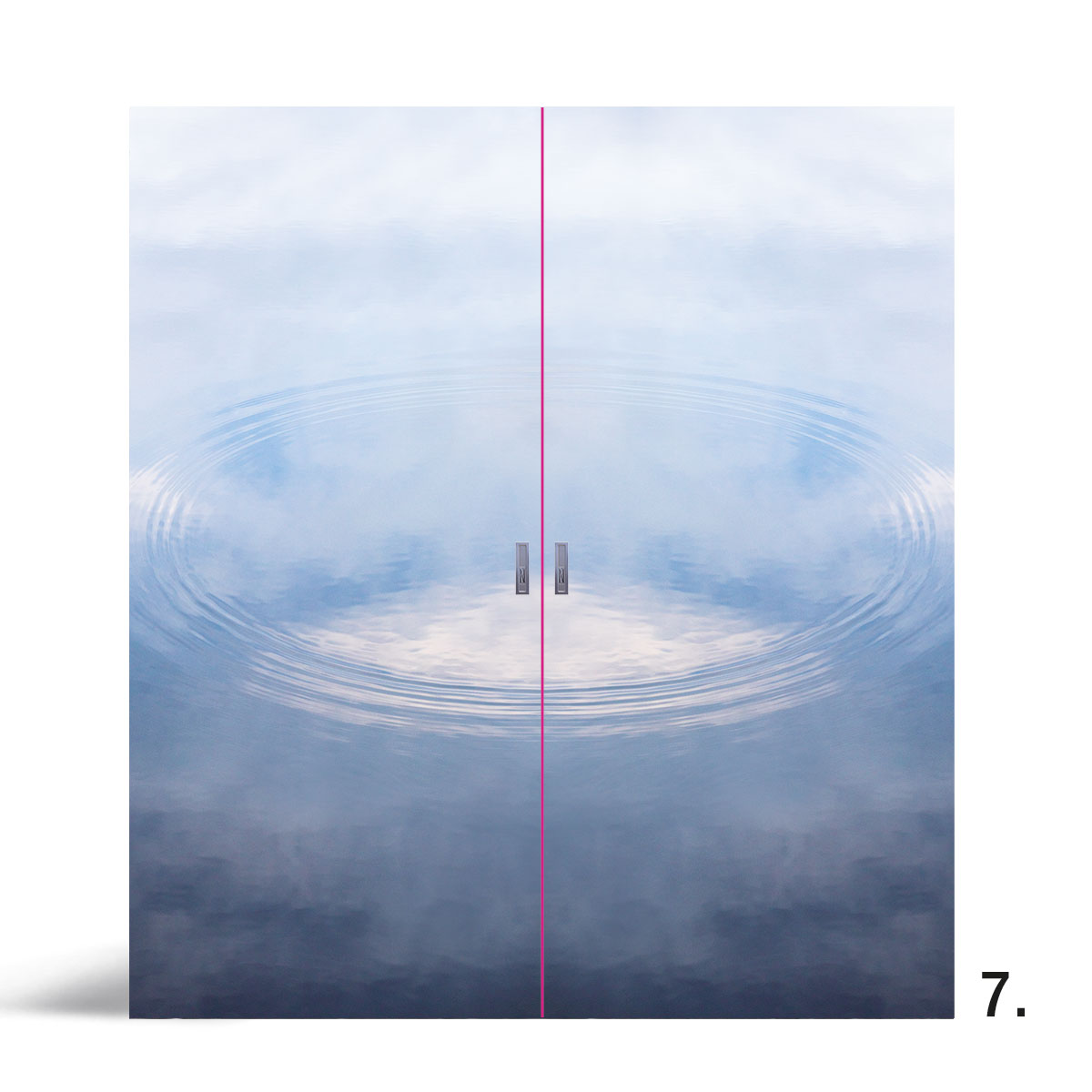 Liune Taide - D20 by Nina Kellokoski - Pisara II pariovi