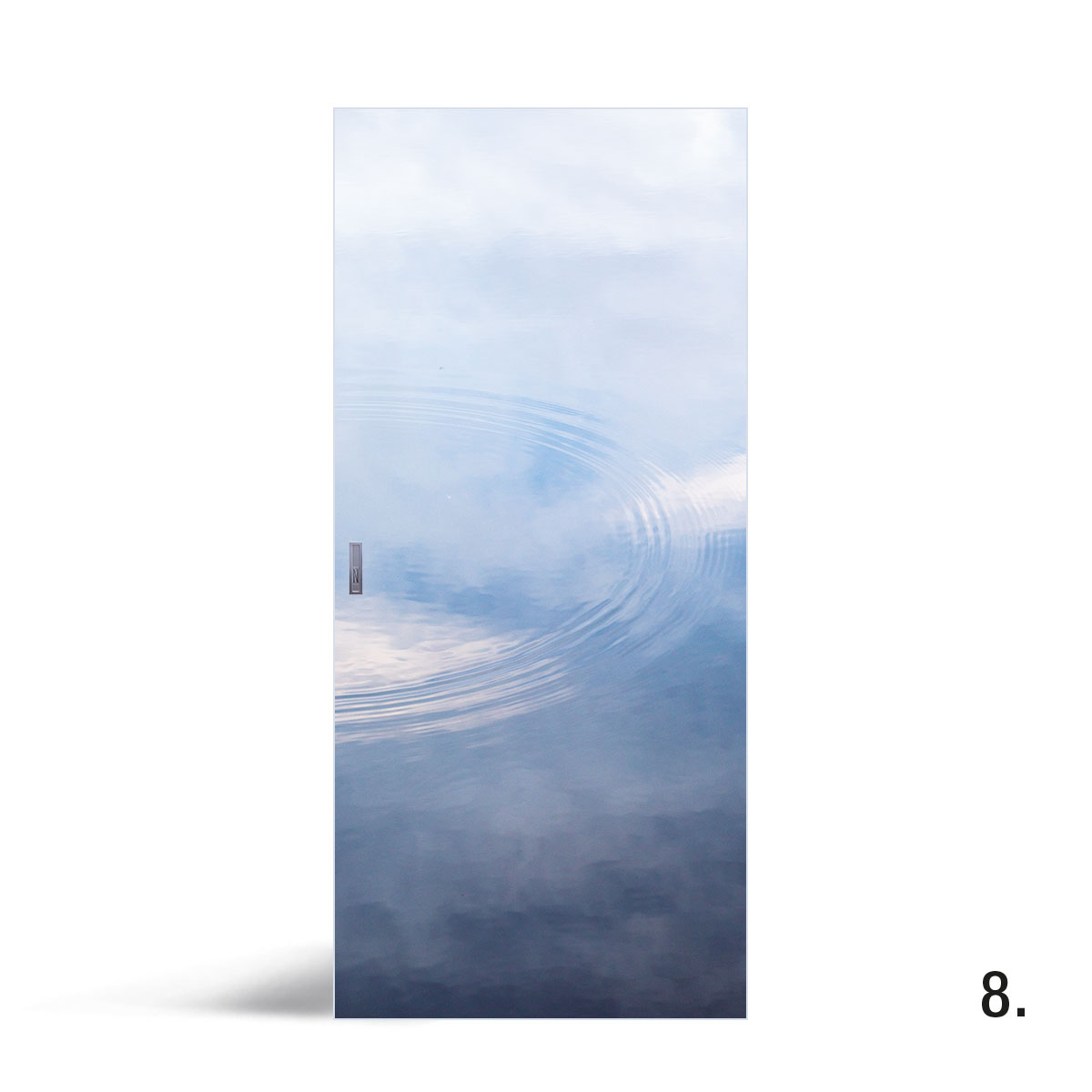 Liune Taide - D20 by Nina Kellokoski - Pisara I yksilehtinen