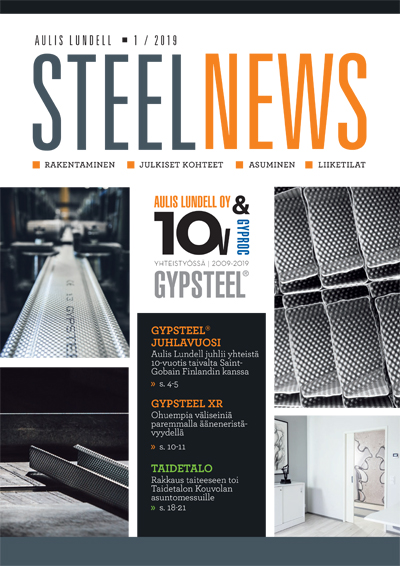 Steelnews 1/2019