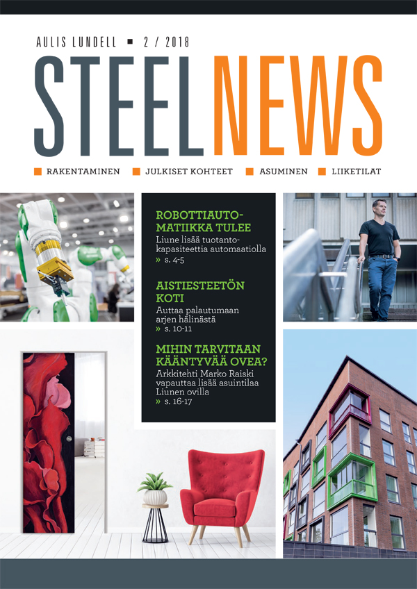 Steelnews 2018 Liune Edition