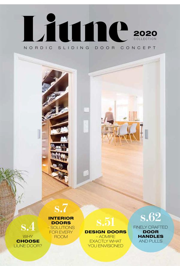 Liune door collection brochure 2020