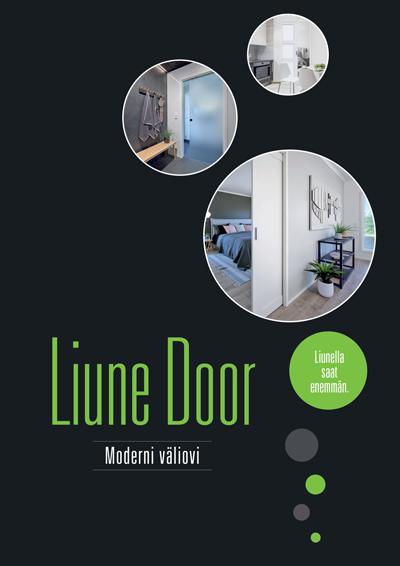 Liune Door ovimallisto 2018