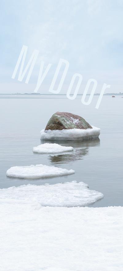 Liune MyDoor by Susanna: Talvi1