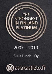 The Strongest in Finland Platinum 2019
