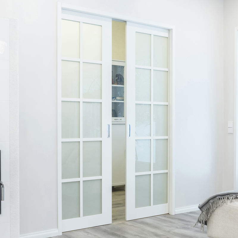Double doors Liune D7