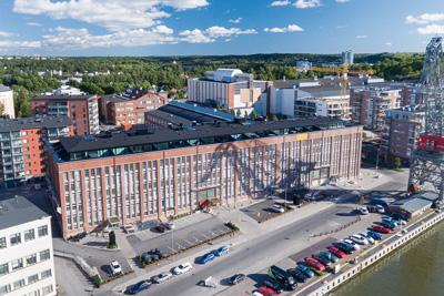 Loft i Åbo har Liune